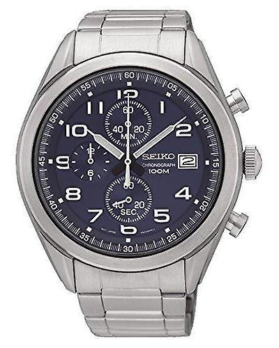Seiko Sports Quartz Chronograph Mens Watch SSB267P1