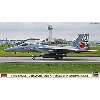 Hasegawa HA2265 F-15J Eagle 201SQ Chitose Air Base