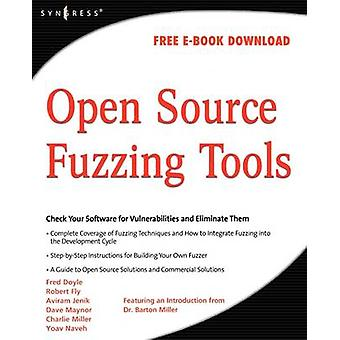 Open Source Fuzzing Tools by Rathaus & Noam