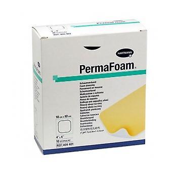 Permafoam Film Dressing 10X10Cm 409401 10