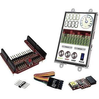 Development board 4D system SK-35 DT-AR