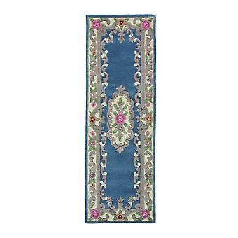 Tapis chinois - 510 Aubusson Full Cut In Blue