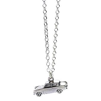 Harry Potter sterlinghopea Ford Anglia Flying Car Charm kaula koru