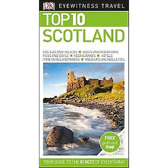 Top 10 Scotland by DK Travel - 9780241309247 Book