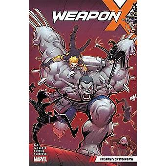 Weapon X Vol. 2 by Greg Pak - 9781302907358 Book