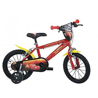 DINO Bikes Cars 3 14inch Bicycle