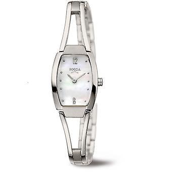 Boccia Titanium 3262-01 naisten Watch