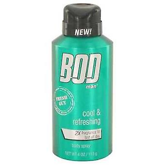 Bod Man proaspete Guy prin Parfums de Coeur Body Spray 4 oz (barbati) V728-526521