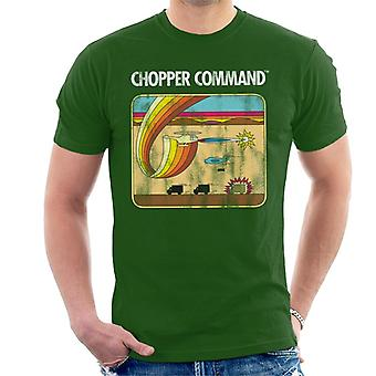 Activision Distressed Chopper Command Men's T-Shirt