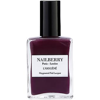 NailBerry Oxygenated Nail Lacquer - No Regrets 15ml