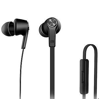 Xiaomi-korva kuulokkeet kaukosäätimellä ja mikrofonilla