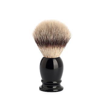 Muhle 31k256 Classic Medium Silvertip Fibre Shaving Brush - Black