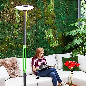 Lutec Poppy Solar Bluetooth høyttaler og LED lys post