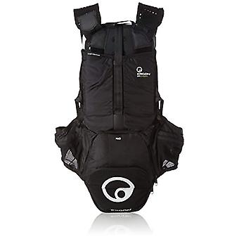 Ergon Backpack Uni BP1 Protect - with Back Protection - Black - 51 x 28 x 4 cm EG-43510005