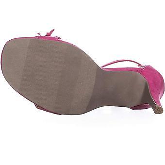 Material Girl Womens Blossom aberto Toe Casual Slingback sandálias