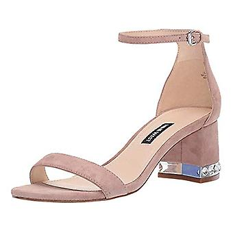 Nine West Womens Hazel Leather Open Toe Special Occasion Ankle Strap Sandals