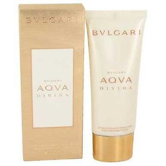 Bvlgari Aqua Divina av Bvlgari Body Lotion 3,4 oz (kvinnor) V728-535119