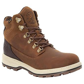 Jack Wolfskin Mens Jack Texapore Mid Leather Walking Boots