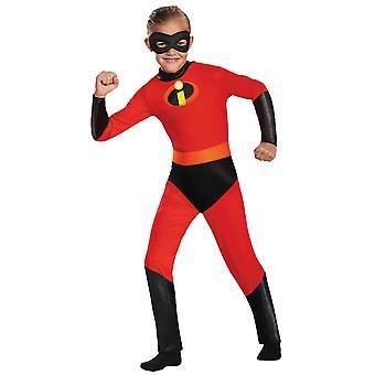 Dash Disney Pixar den Incredibles 2 Super Hero bog uge drenge kostume