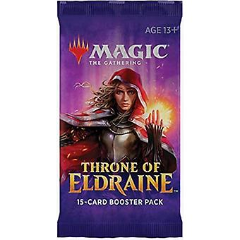 Magic de Gathering troon van Eldraine Booster Pack (één Booster Pack)