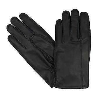 LLOYD mäns handskar handskar get nappa svart 8369