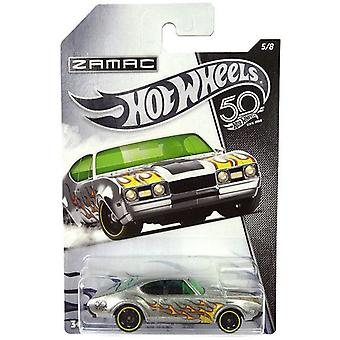 Hot Wheels - 68 OLDS 442 50th Anniversary Toy