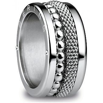 Bering - Combination Ring - Women - Arctic Symphony - Hamburg_5 - Size 50 (15.7 mm)