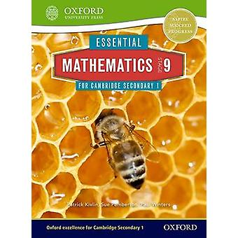 Essential Mathematics for Cambridge Lower Secondary Stage 9 by Pemberton