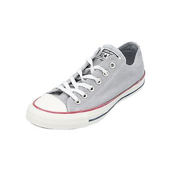 Converse 159541C CHUCK TAYLOR ALL STAR OX Unisex Sneaker Grey Turn Shoes