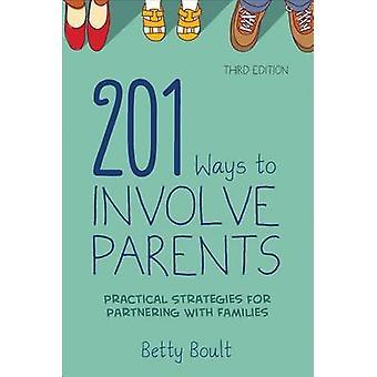 201 façons d'associer les Parents de Betty L. Boult