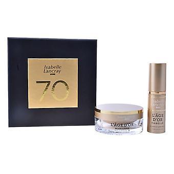 Women's Cosmetics Set L'age D'or Isabelle Lancray (2 pcs)