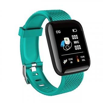الاشياء المعتمدة® الرياضة SmartWatch BIONIC اللياقة البدنية X1 الرياضة تعقب النشاط الذكي مشاهدة iOS iPhone سامسونج هواوي الأخضر