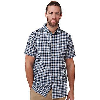 क्रैगॉपर्स मेंस पेले लाइटवेट रिलैक्स शॉर्ट स्लीव शर्ट