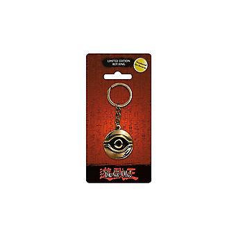 Yu-Gi-Oh! Millennium Eye KeyRing Limited Edition Breloc