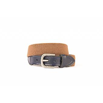Beautiful Elastic Brown Children's Belt