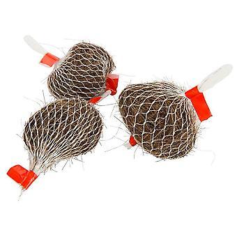 チロル 3 ネスト材料ネット S/B (鳥、鳥ケージ アクセサリ、巣と補完)