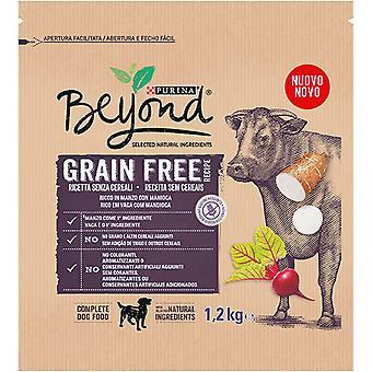 Beyond Pienso para Perros Adultos Grain Free Buey (Dogs , Dog Food , Dry Food)
