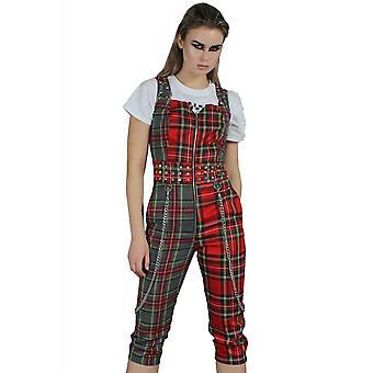 Jawbreaker Clothing Pretty Vacant Overalls