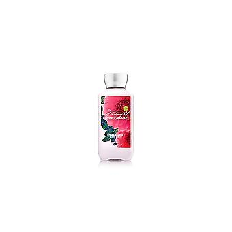 (2 Pack) Bath &amp Body Works Midnight Pomegranate 8 Fl oz Body Lotion with Shea &amp Vitamin E