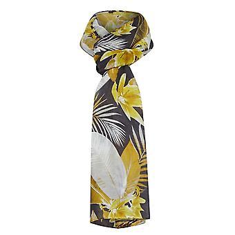 VIZ una bufanda de impresión de selva VIZ