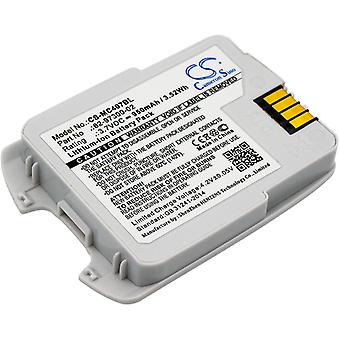 Barcode Battery for Motorola 82-97300-02 BTRY-CS40EAB00-04 CS4070 CS4070-SR