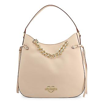 Love Moschino Original Women Spring/Summer Shoulder Bag Brown Color - 70902