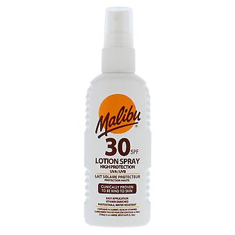Malibu SPF 30 Lotion Spray 100ml
