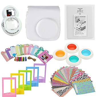 Accessory Sets for Fujifilm Instax Mini 8/9-White