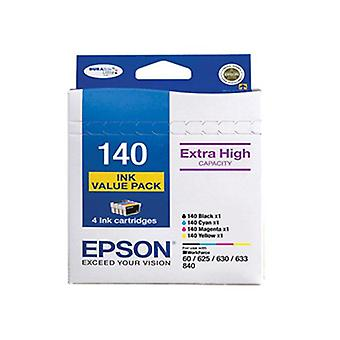 Epson 4 X 140 Extra High Capacity Value Pack