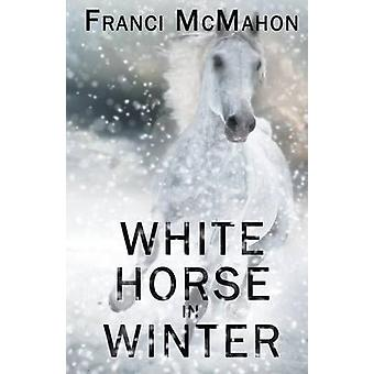White Horse in Winter by McMahon & Franci