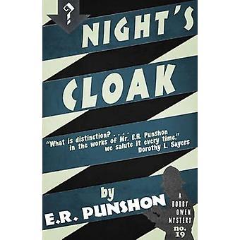Nights Cloak A Bobby Owen Mystery by Punshon & E.R.