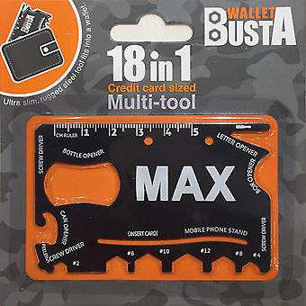 Carte de débit multitool Multitool MAX carte de débit