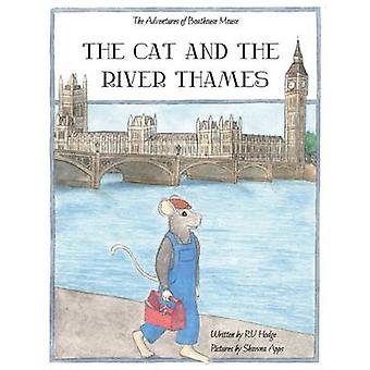 The Cat and the River Thames by Hodge & RV