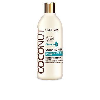 Kativa Coconut Conditioner 500 Ml For Women